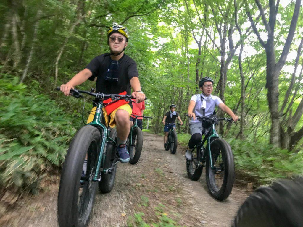 Forest Gravel Ride