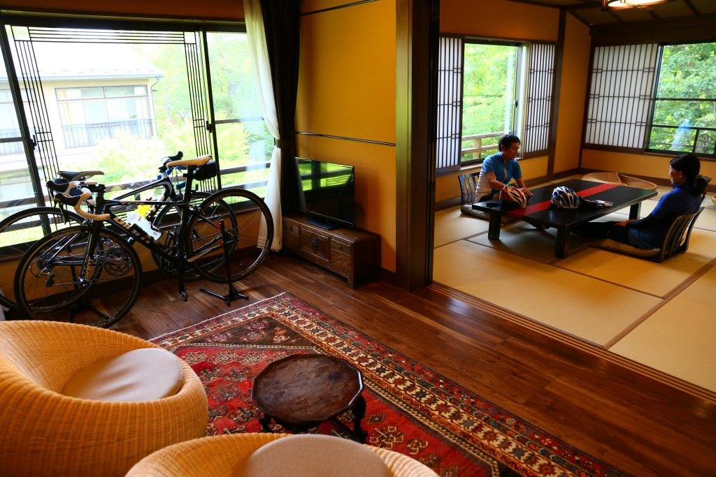 Mt. NASU Self-guided Bike Adventure