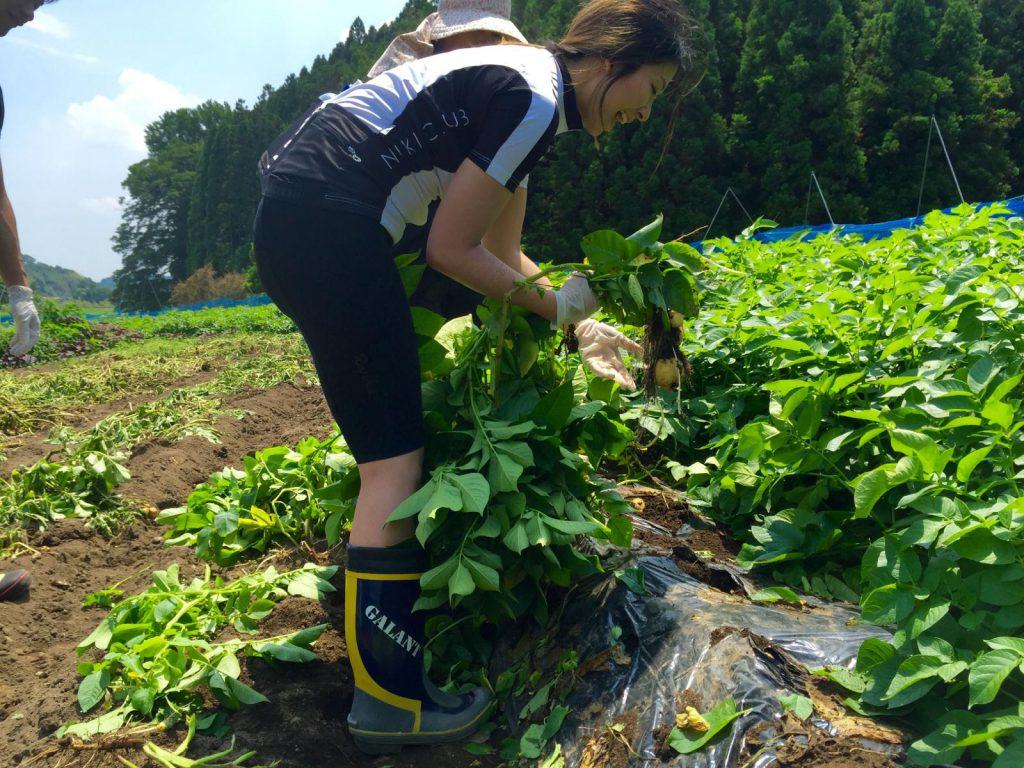 NASU SATOYAMA Farm Ride