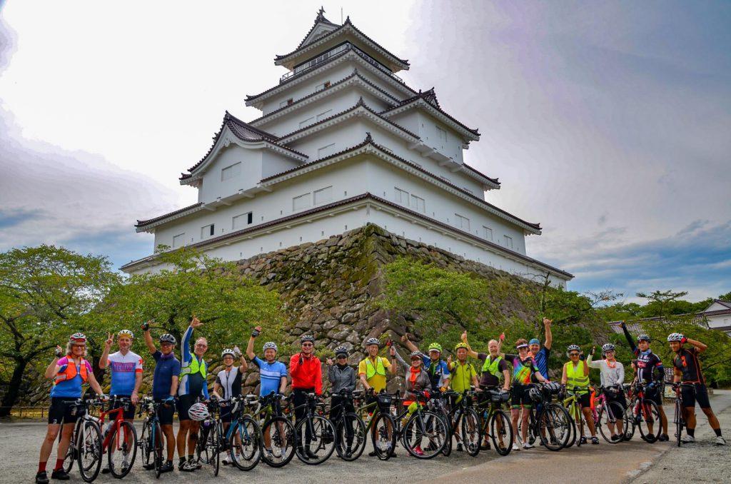 TRANS-TOHOKU Bike Tour