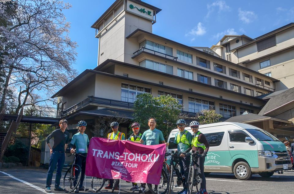 Trans-Tohoku SAKURA st2