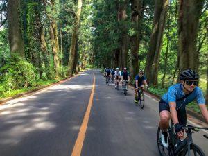 Nikko-Nasu-Aizu bike tour