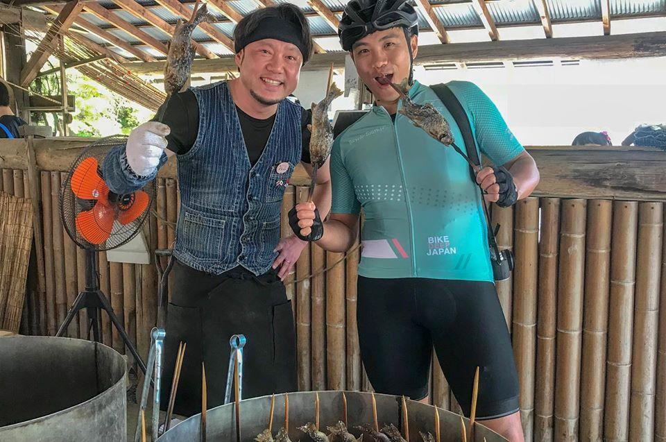 Nikko-Nasu-Aizu bike tour st2
