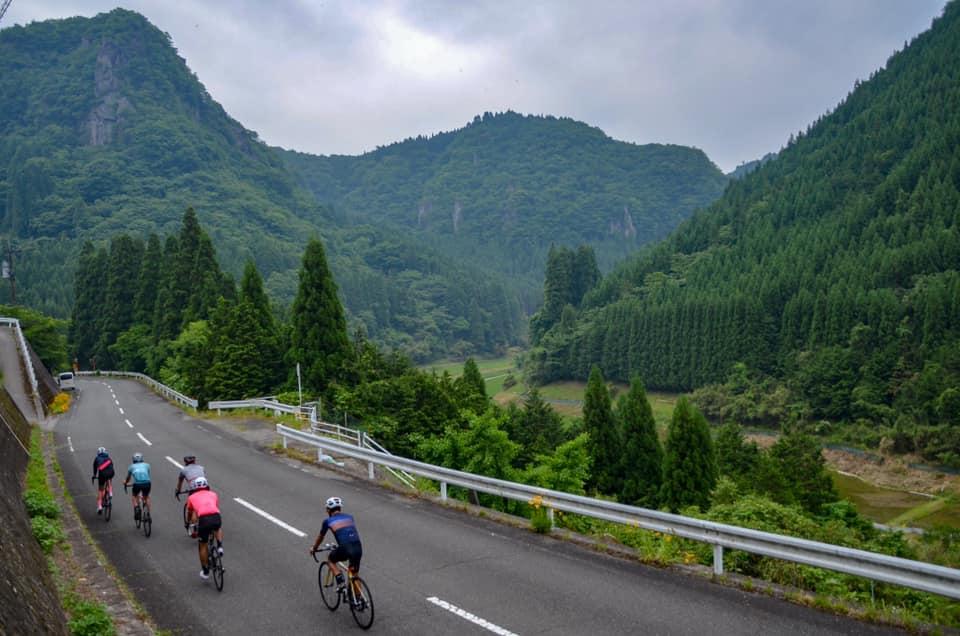 Around Kyushu Bike Tour st2