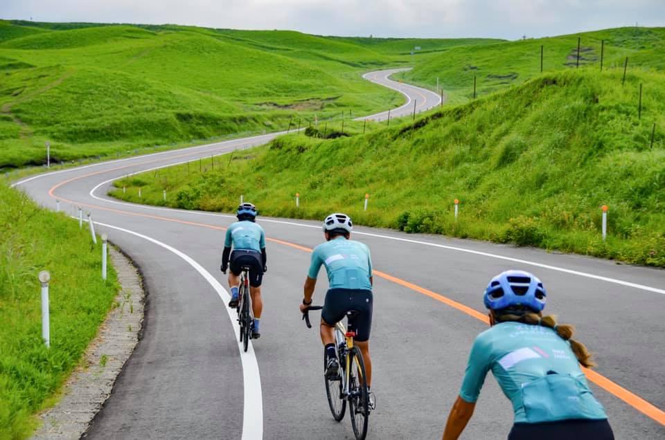 Around Kyushu Bike Tour st3