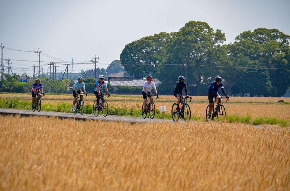 Kyushu Bike Tour st1