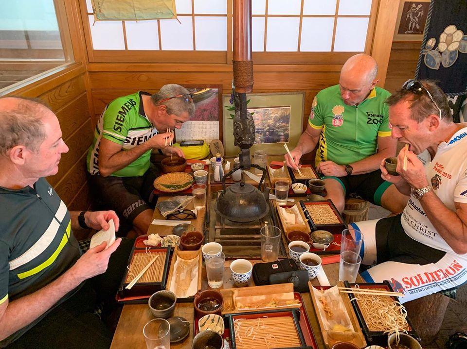 Gourmet tour in Nasu!!