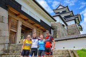 Day2 of Nasu-Aizu-Nikko tour