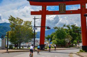 Nasu-Aizu-Nikko tour for strong family