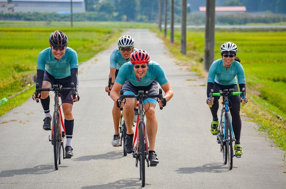 The Stage 4  TRANS-TOHOKU Bike Tour 2019