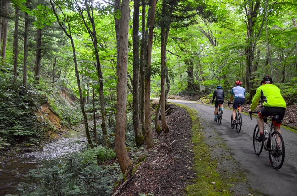 TRANS-TOHOKU Bike Tour 2019 (1st tour) st1