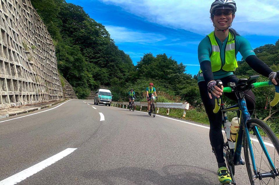 The Stage 5 of TRANS-TOHOKU Bike Tour 2019!