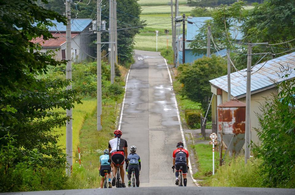The Stage 2 of TRANS-TOHOKU Bike Tour 2019!