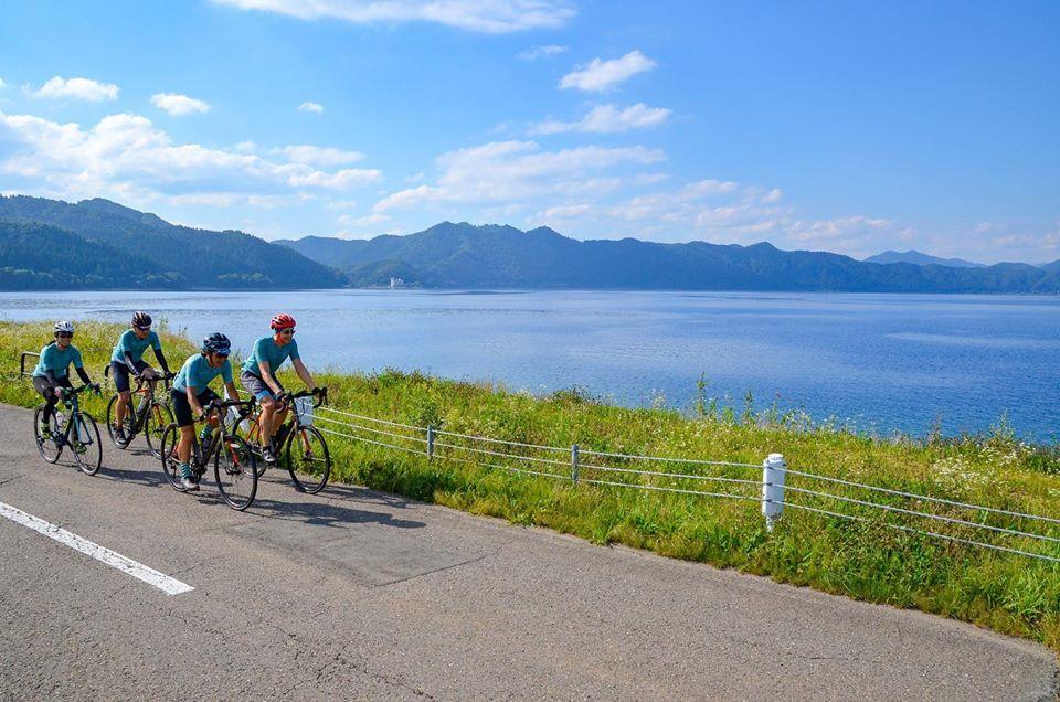 The Stage 7 of TRANS-TOHOKU Bike Tour 2019!