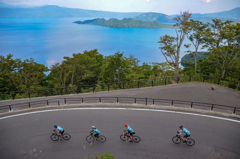 The Stage 9 of TRANS-TOHOKU Bike Tour 2019!