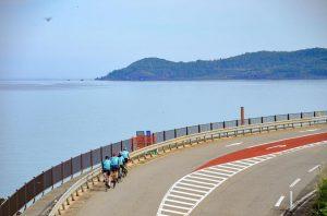 The Stage 6 of TRANS-TOHOKU Bike Tour 2019!