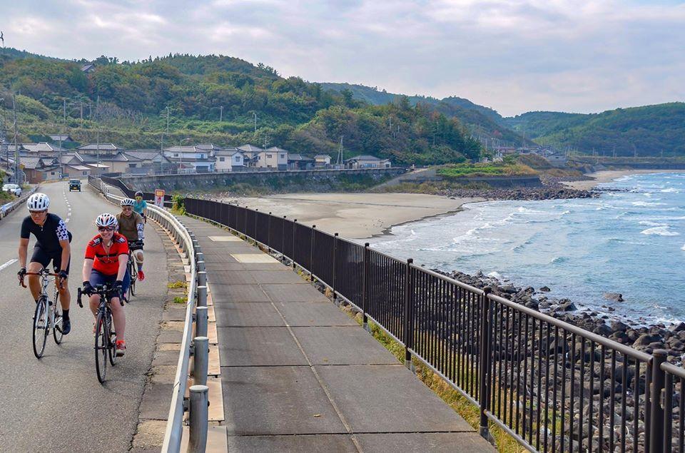 The Stage 6 of TRANS-TOHOKU Bike Tour!