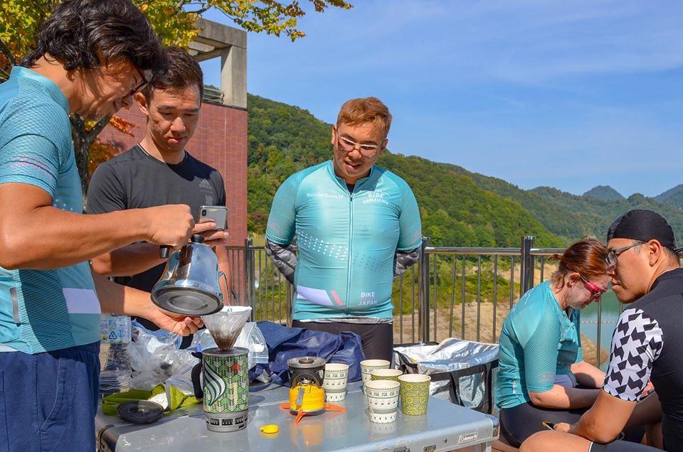 The Stage 8 of TRANS-TOHOKU Bike Tour