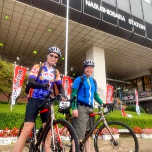 Cycle around Mt. Nasu in our Self-Guided tour