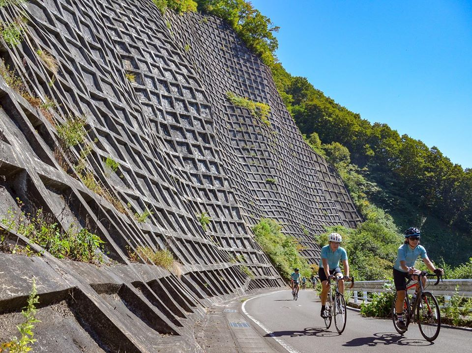 The Stage 3 of TRANS-TOHOKU Bike Tour 2019!