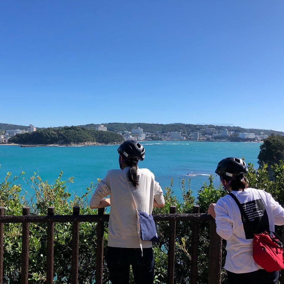 Beach Alley Ride in Shirahama