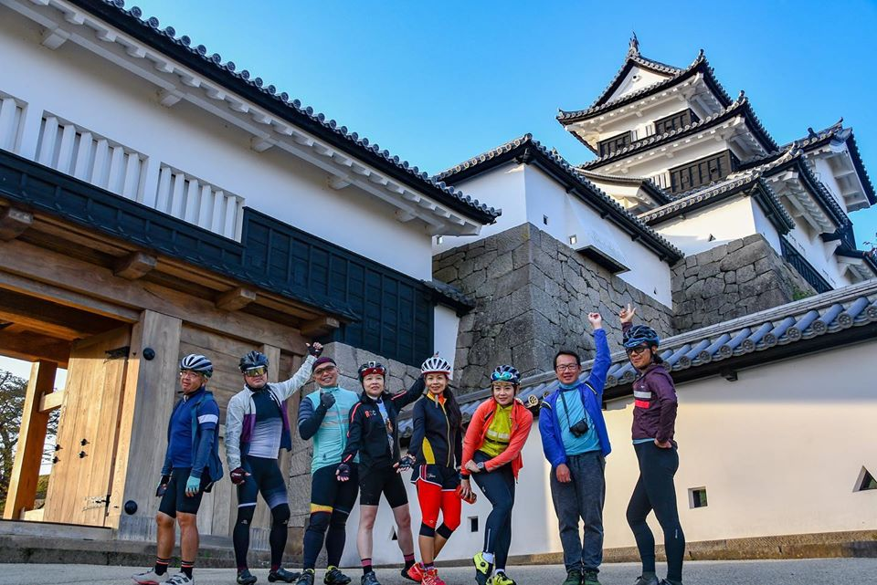 Fukushima Autumn tour for Taiwan friends