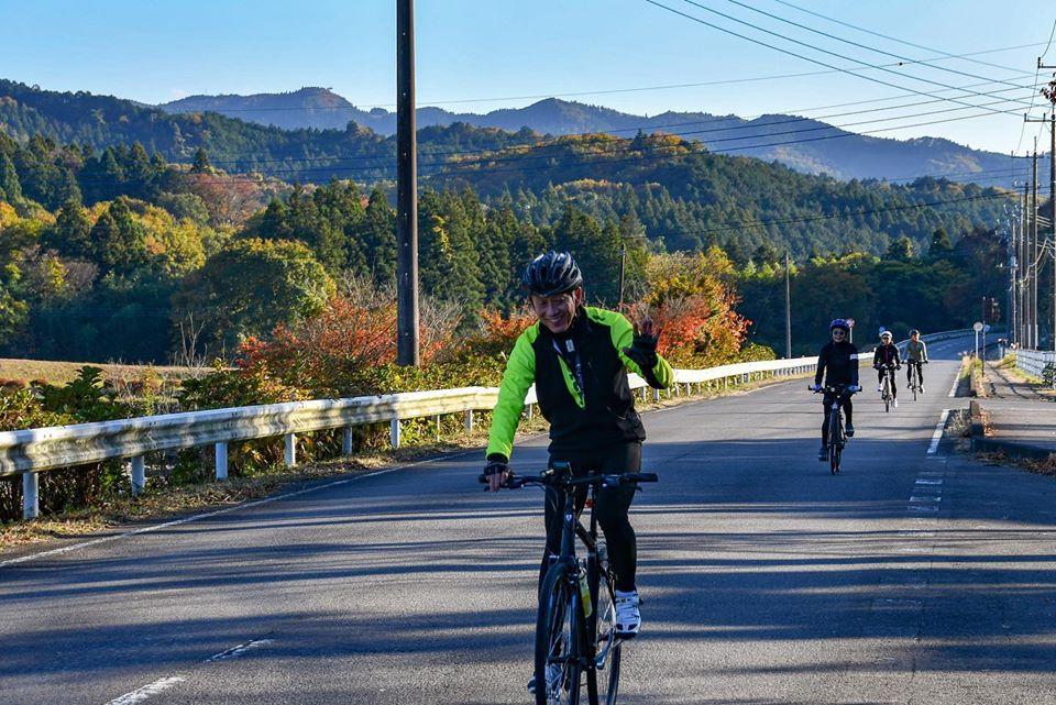 The stage 2 of Foodie's Bike Tour Nikko-Nasu-Aizu