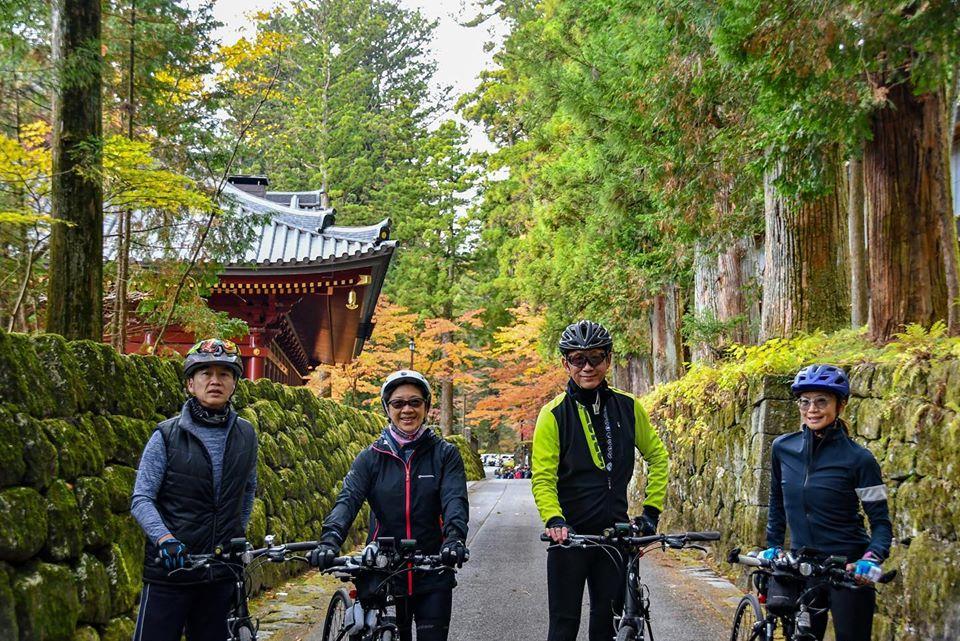 Foodie's Bike Tour stage1