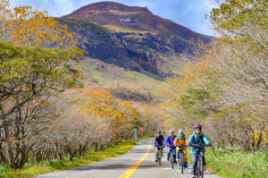 Nasu Volcano Ride & Hike Tour