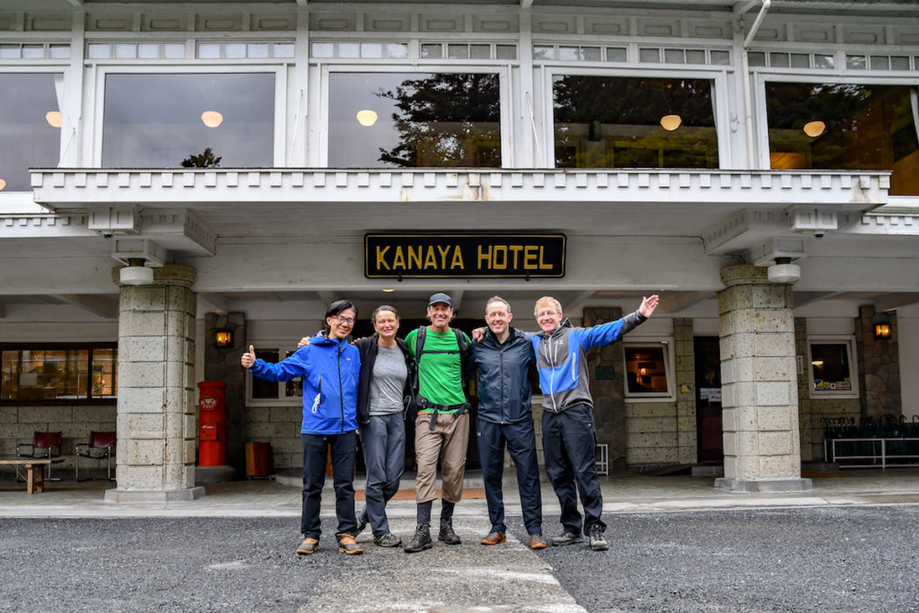Report by Paul – NIKKO NATIONAL PARK Bike & Hike Tour